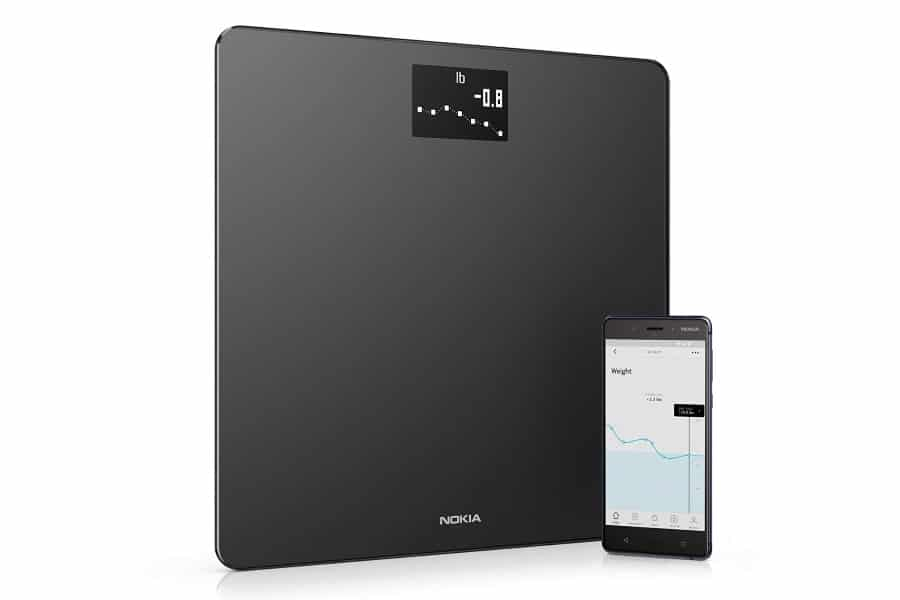 withings nokia body smart scale