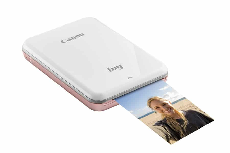 canon ivy wireless portable photo printer