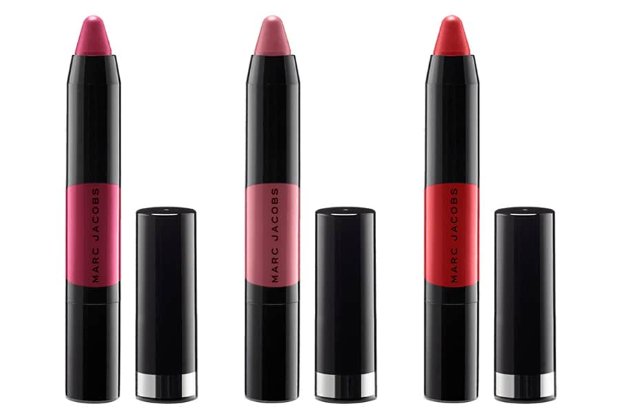 marc jacobs beauty dot 3 piece liquid lip crayon