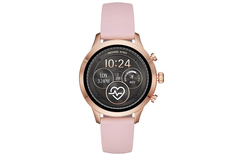 michael kors rose gold smartwatch