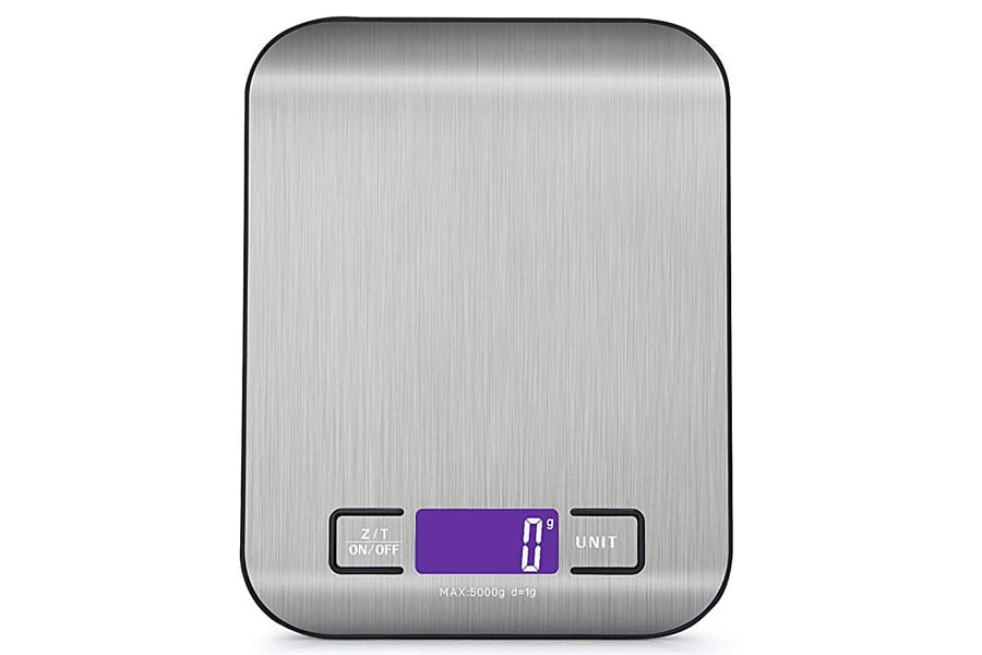 digital kitchen scale multifunction food scale