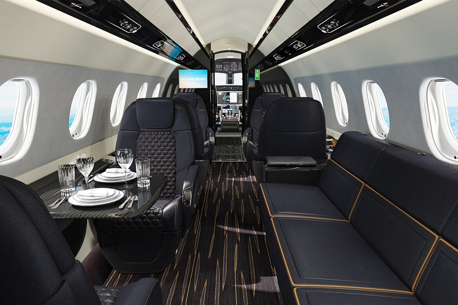 Embraer New Private Jets Praetor 500 and Praetor 600 Disrupt Business Flight