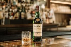glenlivet 12 year old single malt whisky