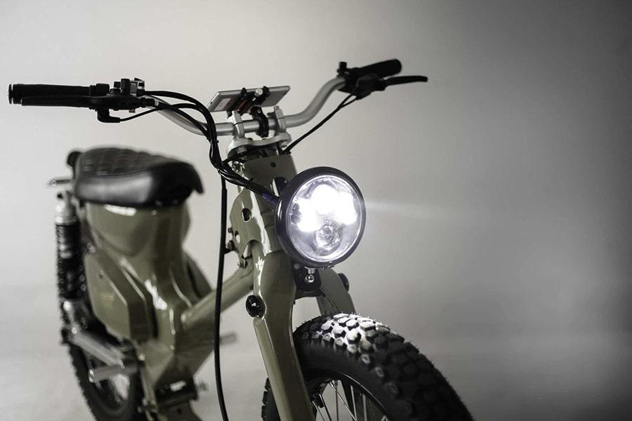 headlight honda cub