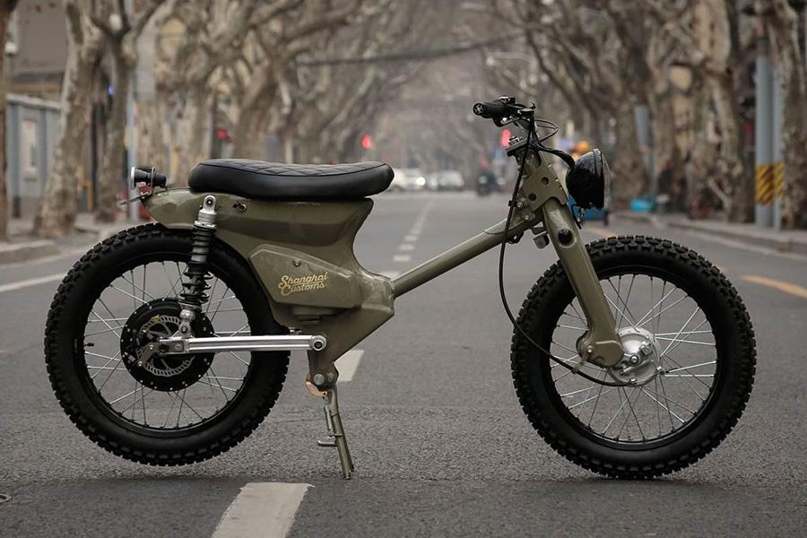 shanghai your honda electric conversion kit