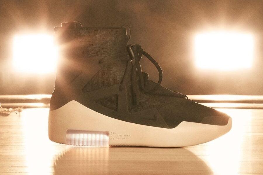 nike air fear of god sneaker