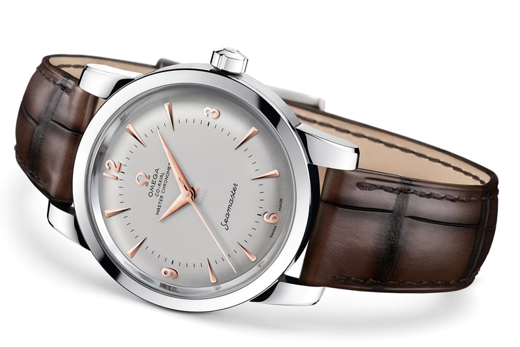 omega 1948 seamaster platinum limited edition
