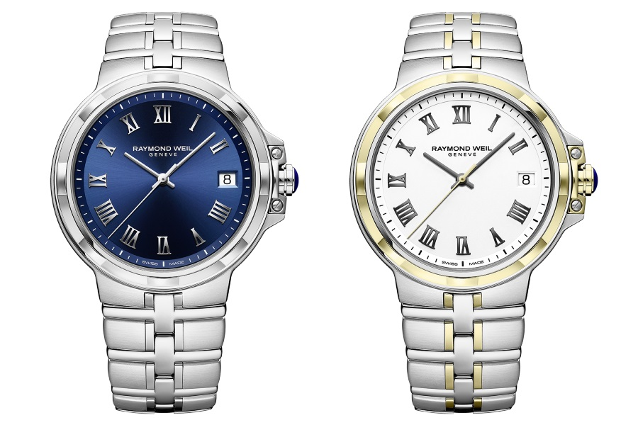 raymond weil revisits different collection
