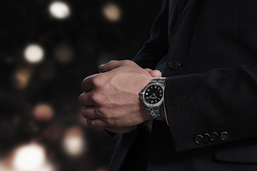 raymond weil revisits black