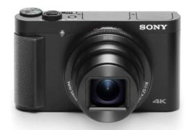 sony hx99 & wx800 cameras