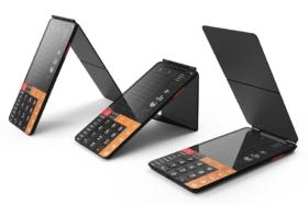 touchcal touchscreen calculator flip cover