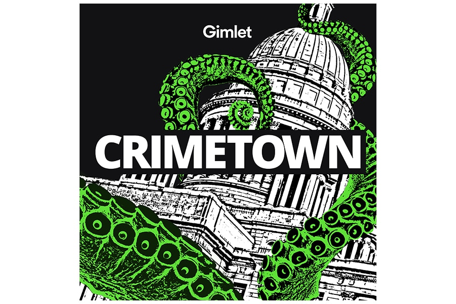 crimetown podcast cover
