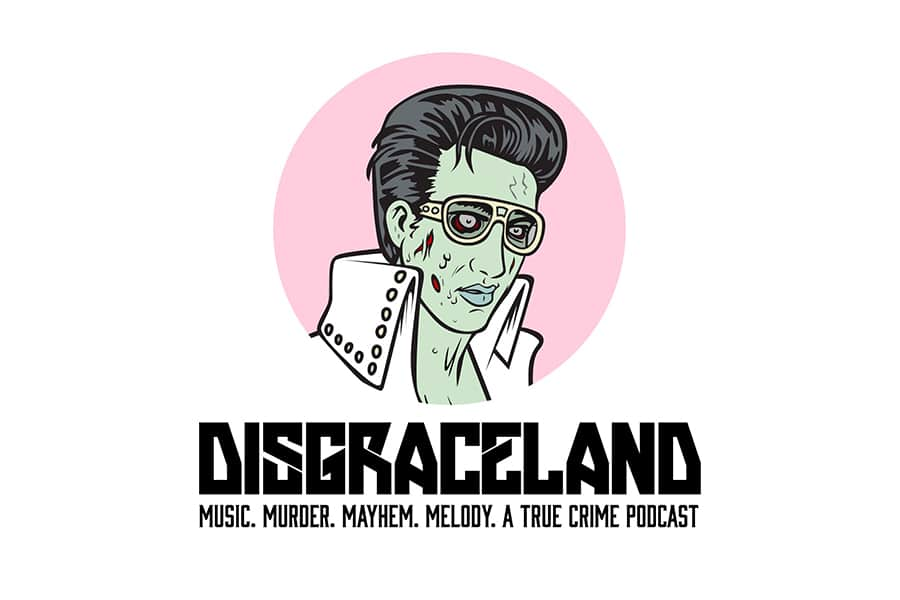 disgraceland podcast cover