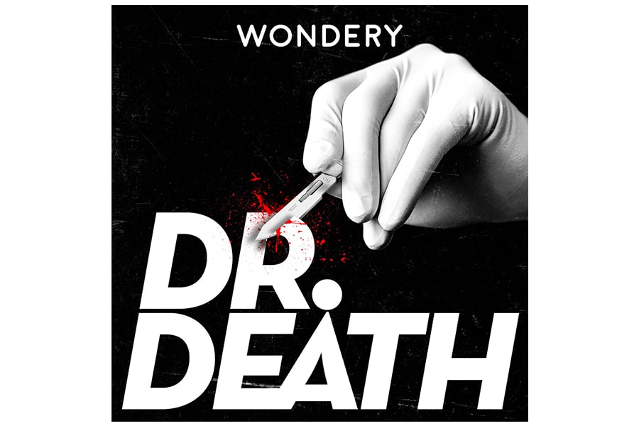 dr death podcast cover