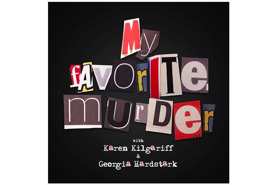 my favourite murder cover