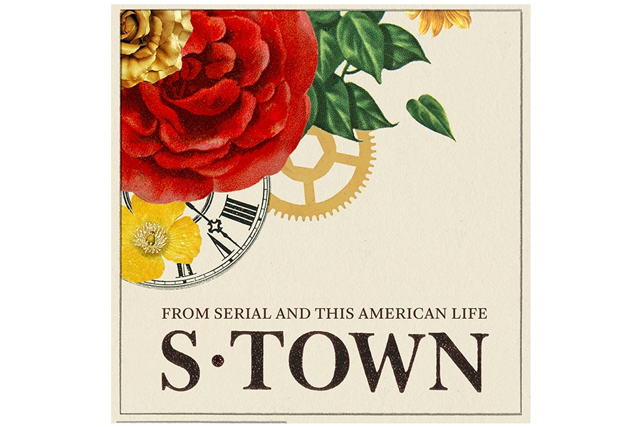 s.town podcast cover