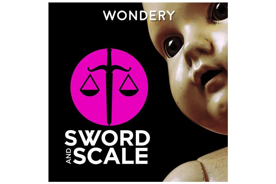 sword and scale podcast cover