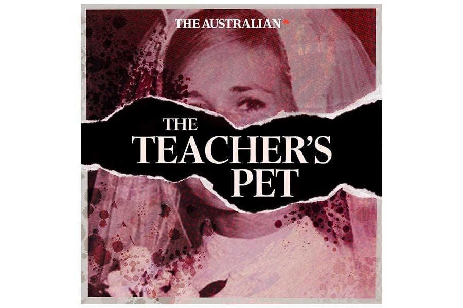 teacher's pet podcast cover