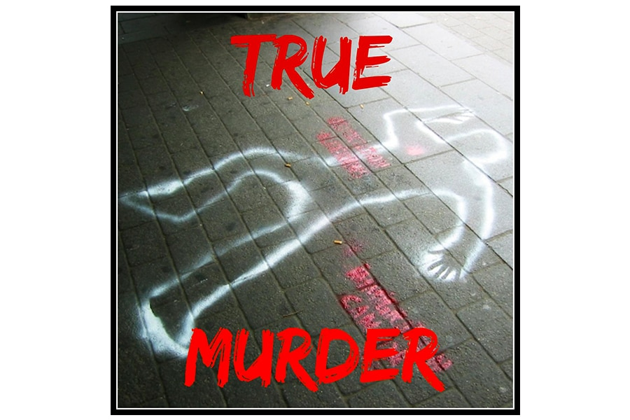 true murder podcast cover