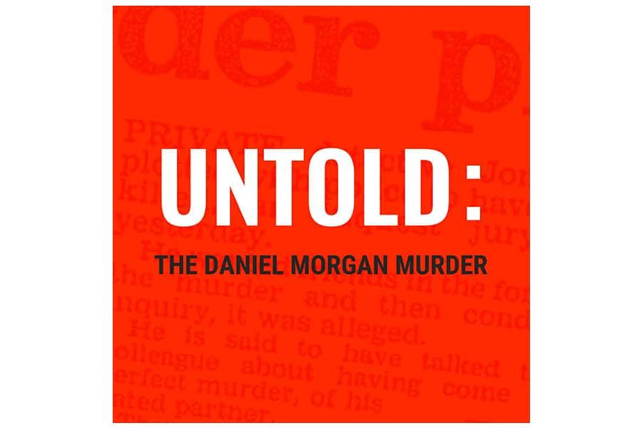 untold the daniel morgan murder