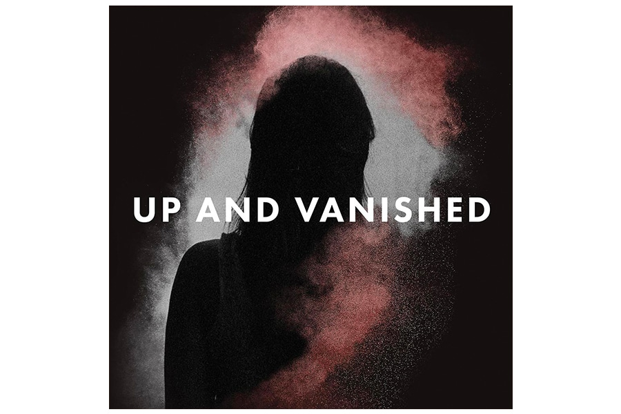 up and vanished cover