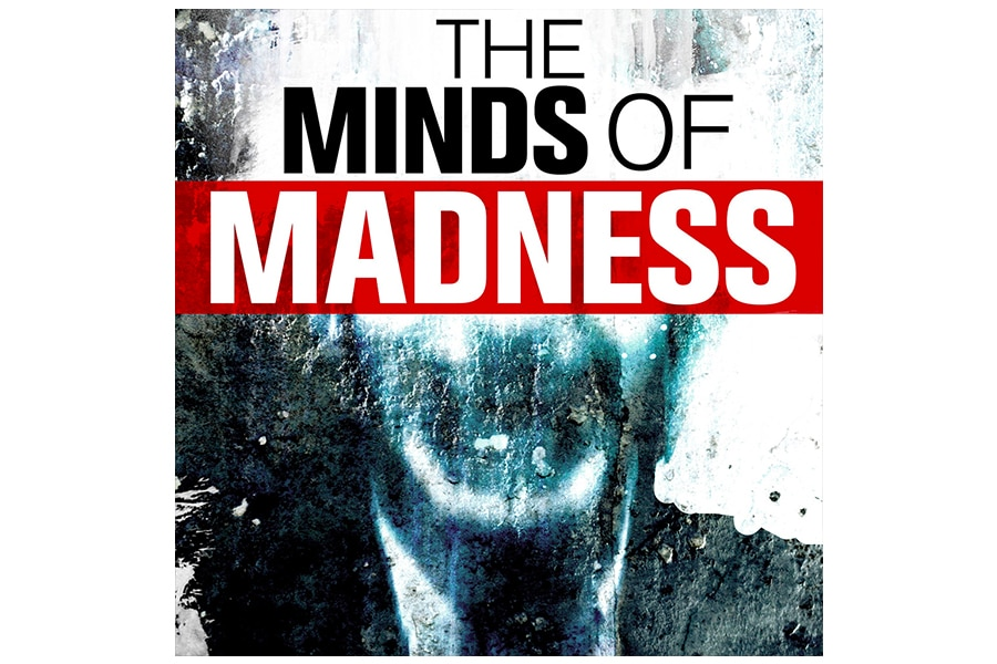the minds of madness podcast cover