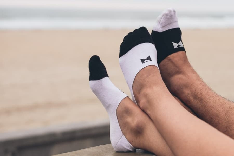 Image result for tough titan socks white