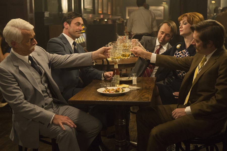 watch this next on netflix mad men drink wine