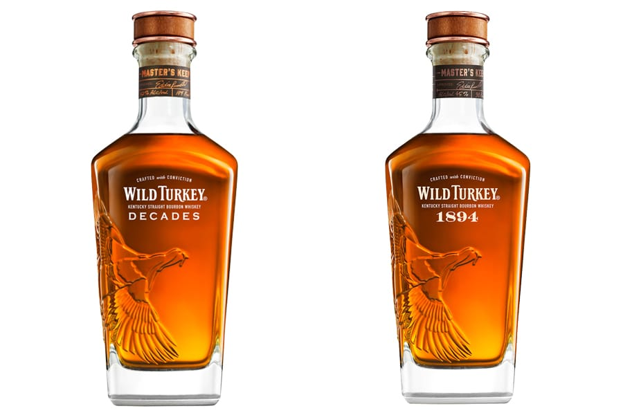 WIN One of Two Super Premium Wild Turkey Bourbons
