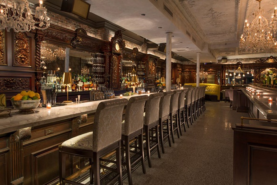 yvonne's boston cocktail bar and lounge city guide
