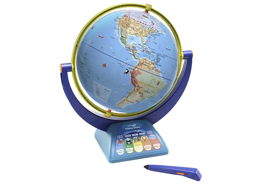 educational insights geosafari jr talking globe