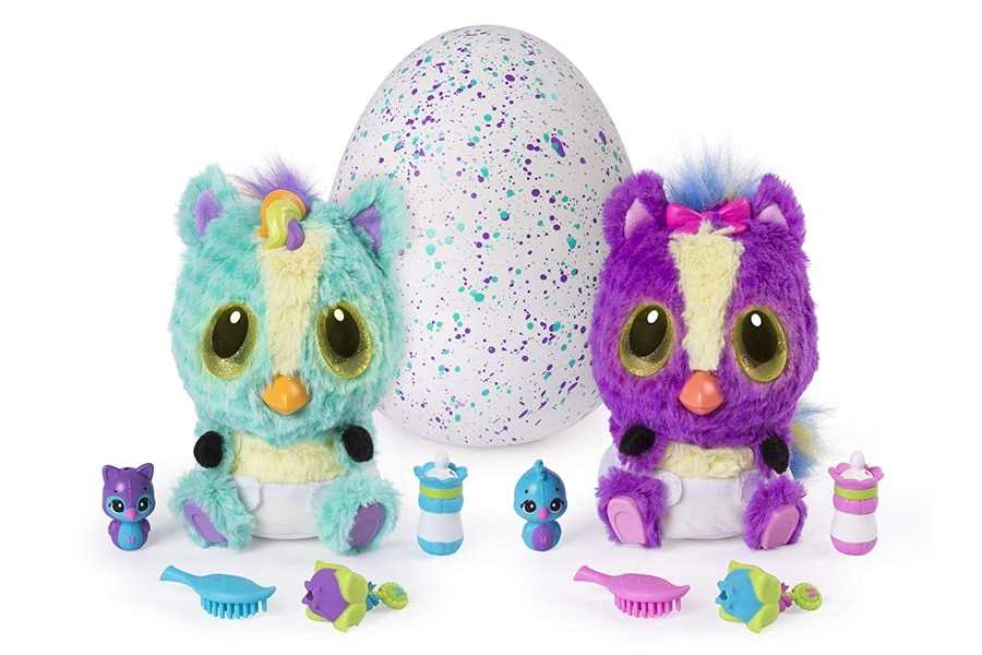 hatchimals hatch babies ponette hatching egg