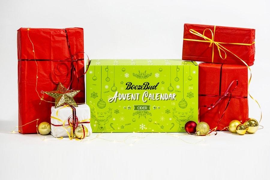 boozebud cider advent calendar