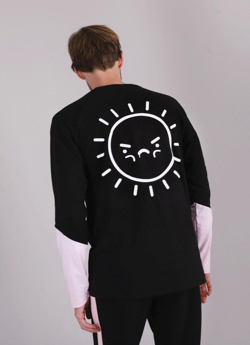 felix black t shirt back
