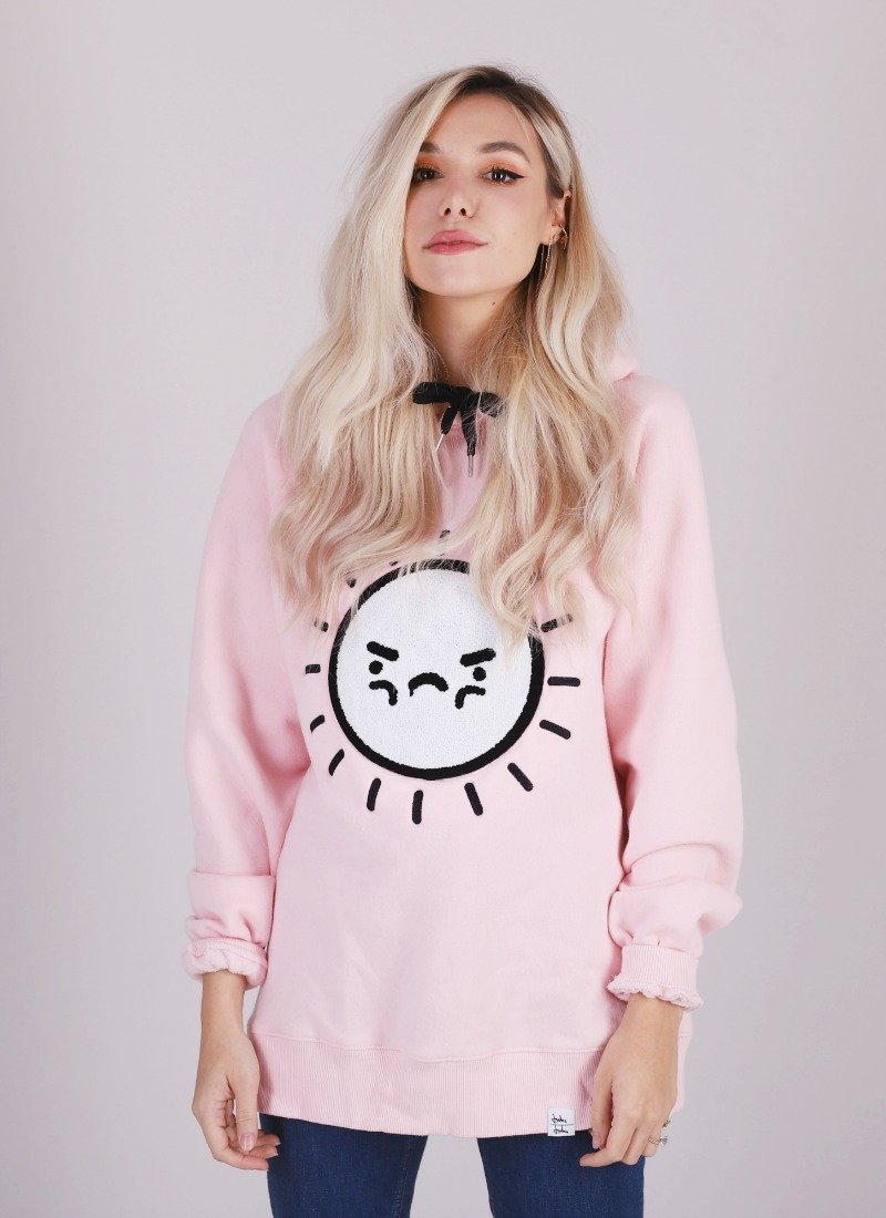 felix pink full sleeve t shirt