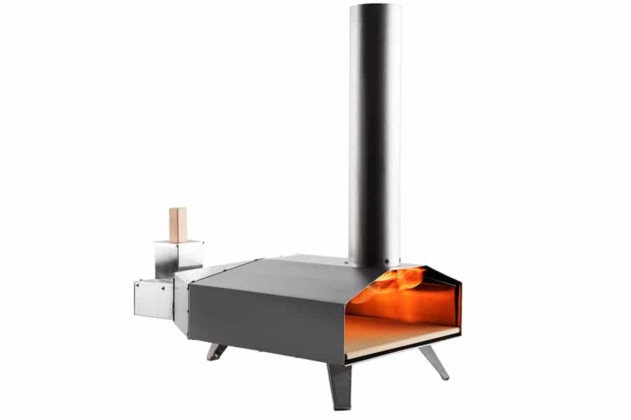 uuni 3 wood fire pizza oven