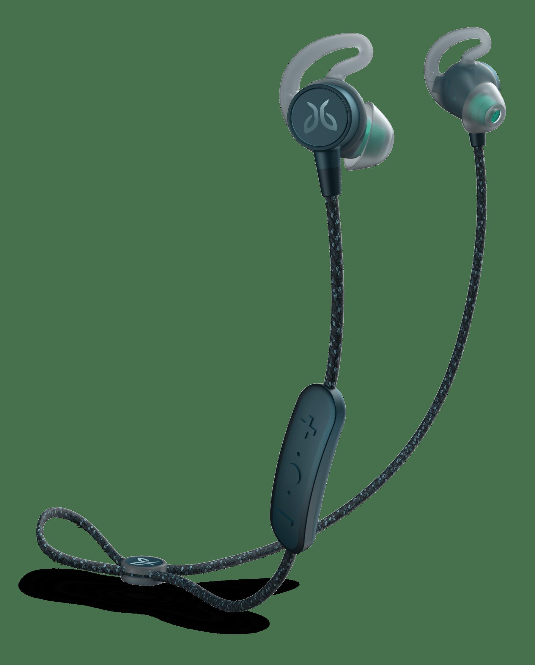 jaybird's headphone all over view