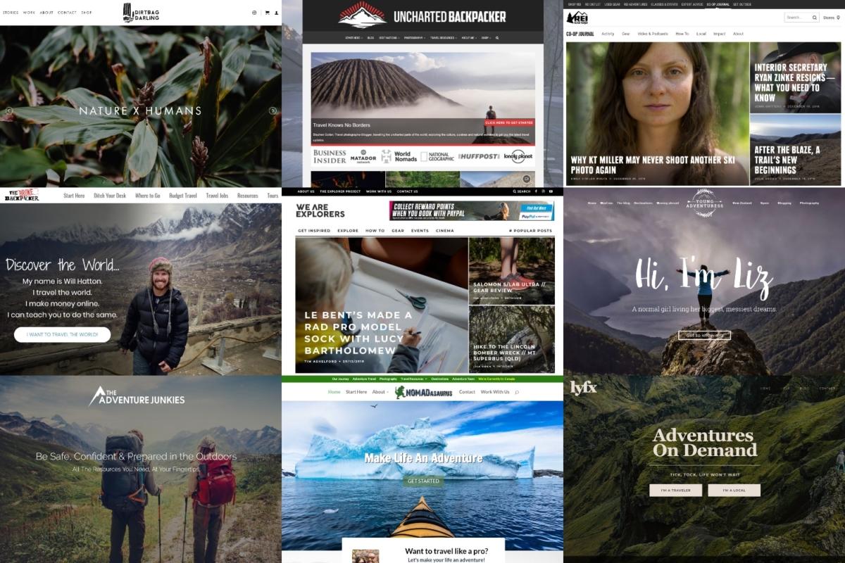 12 best adventure blogs