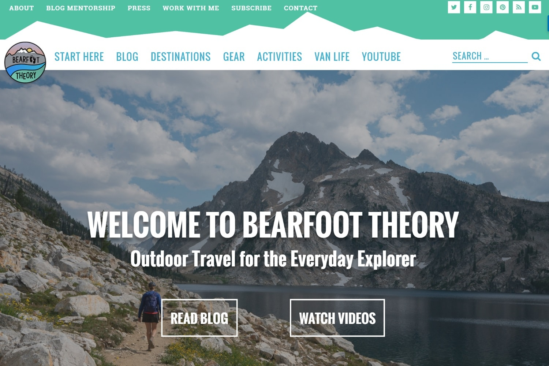 bearfoot theory