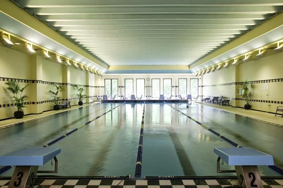 tattersalls club indoor swimming pool