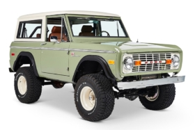 ford bronco coyote