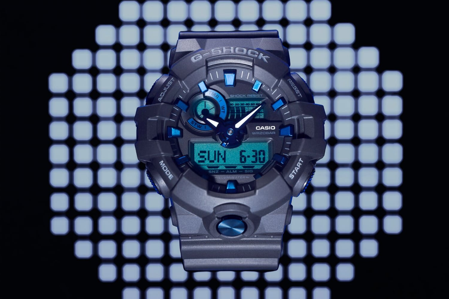 G-SHOCK GA710B-1A2 Watch Delivers Style and Durability in Our Hands-On Review