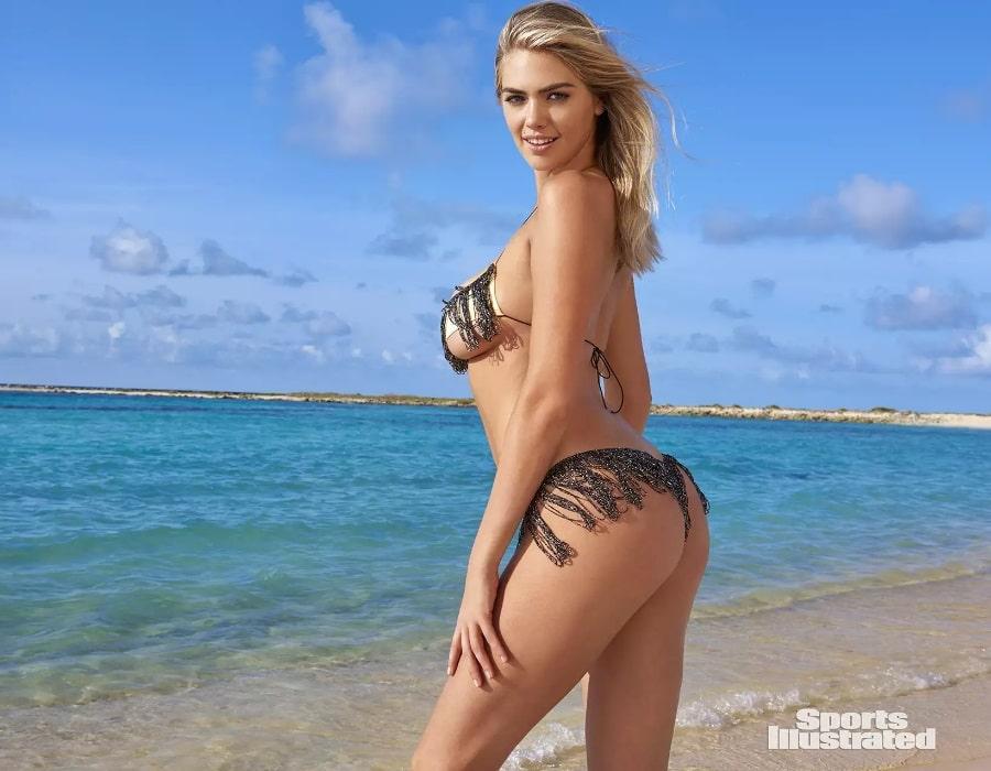 kate upton wearing swimsuit