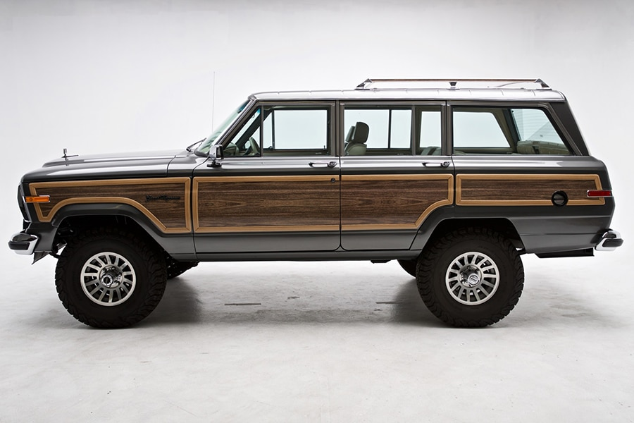 Jeep Grand Wagoneer >> Ls3 Powered 1989 Jeep Grand Wagoneer Isn T Just For Mums