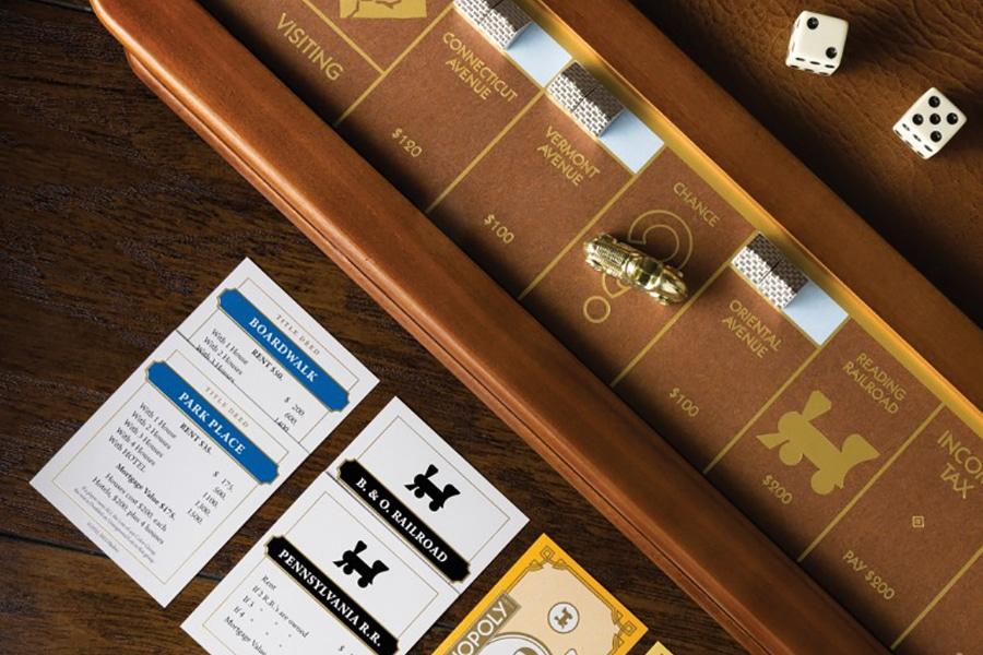 luxury edition monopoly