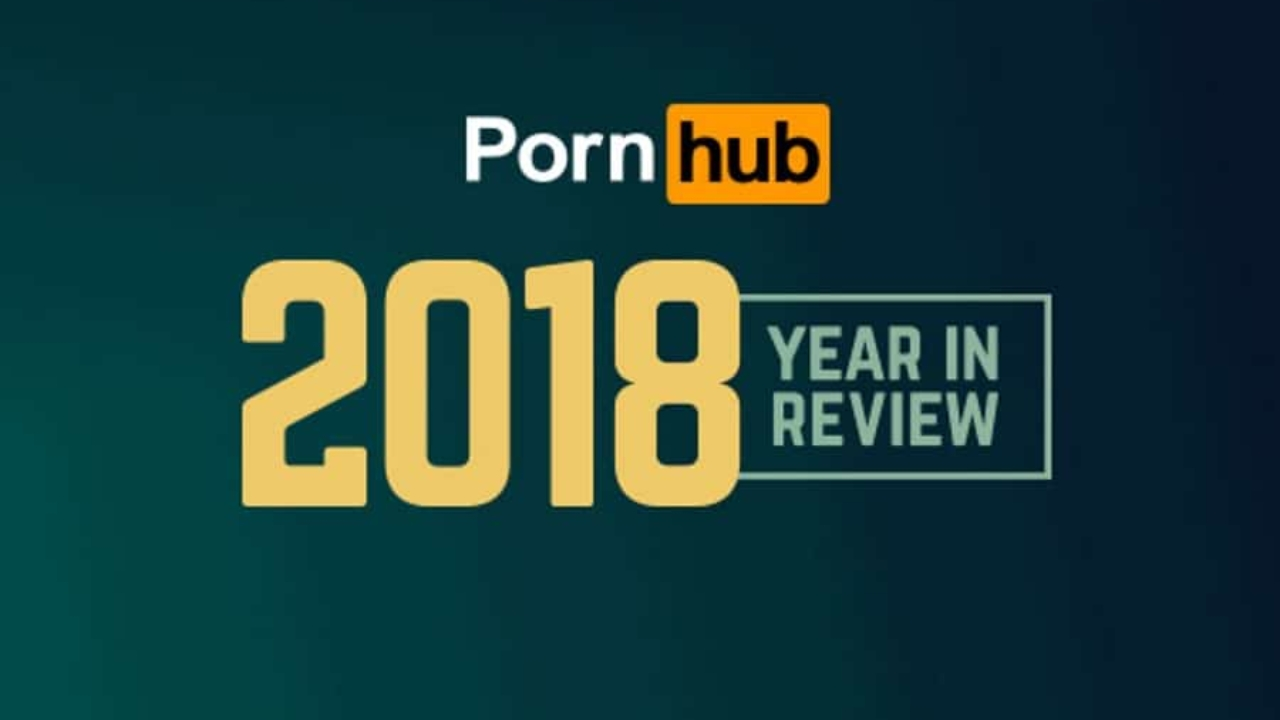 Porn Hub Pick Up French pornhub's 2018 year in review | man of many