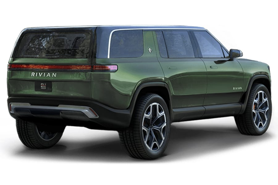 electric vehicle rivian