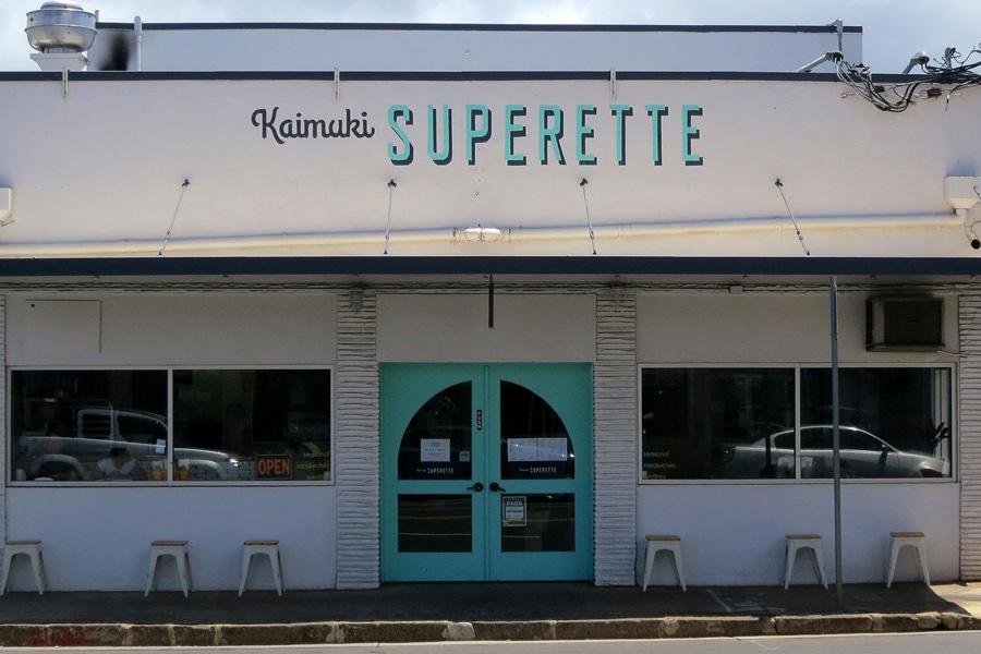 kaimuki superette market honolulu