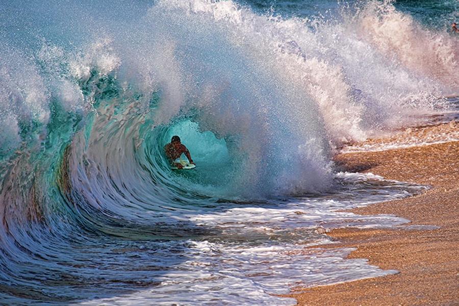 keiki beach bodyboard