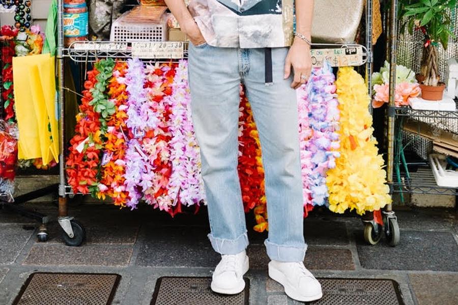 taylor okata bio picture hawaiian lei